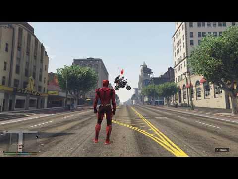 GTA 5 The Flash V3