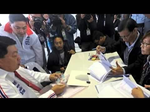 Thai Court Rules General Election Invalid   21 Mar 2014 MUST SEE