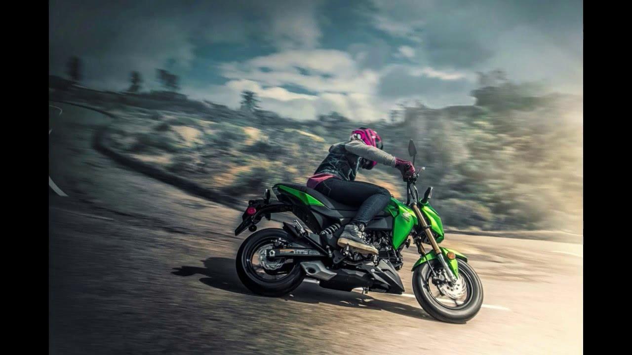 Kawasaki Z125 Pro Review Youtube