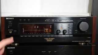 предусилитель-ЦАП-звуковой процессор Sony TA E1000ESD