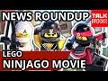 LEGO NINJAGO MOVIE NEWS! New Sets! Polybags! Exclusives! Game! Keychains! Clocks! Watches! & More!!