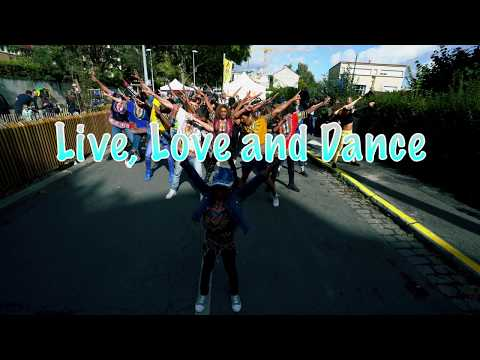M'Y - Le Dashiki Show - AFRO - La Insuperable (Cual Es laVaina)