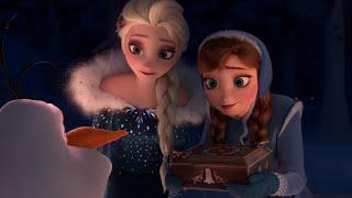 Frozen - Le avventure di Olaf   Clip dal Film   La gang trova Olaf