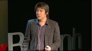 Soap For Hope - From trash to treasure | Stefan Phang | TEDxBaDinh