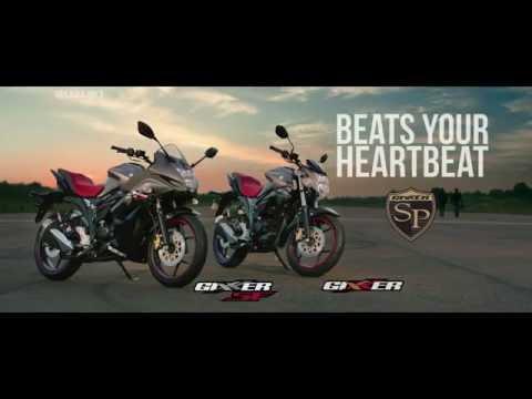Suzuki Gixxer TVC - SP Editions