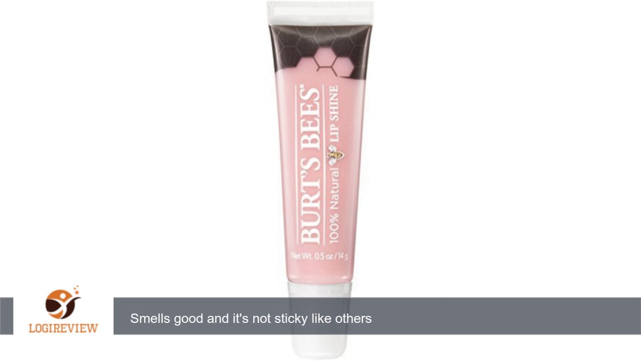 Burts Bees Lip Shine, Whisper [010] 0.5 oz (Pack of 4) Thalgo - Cold Cream Marine Deeply Nourishing Cream-Balm (Salon Product) - 1200ml/40.56oz