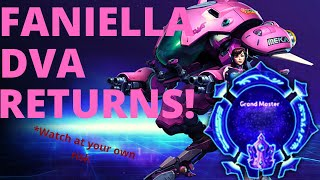 DVA Big Shot - LAST FANIELLA DVA GAME EVER - Grandmaster Storm League