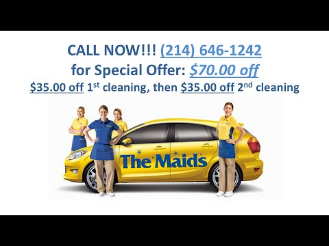 Maid Service, House Cleaning, Dallas, DFW, Metroplex