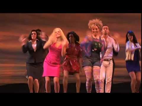 Legally Blonde UK Tour Official Trailer