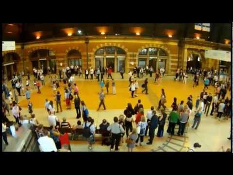 Flash Mob St Patricks Day