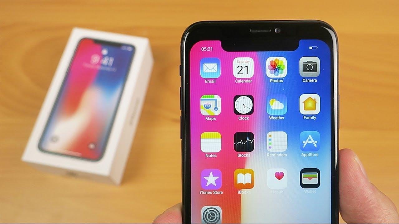 test iPhonu X za 100 dolárov - svetapple.sk