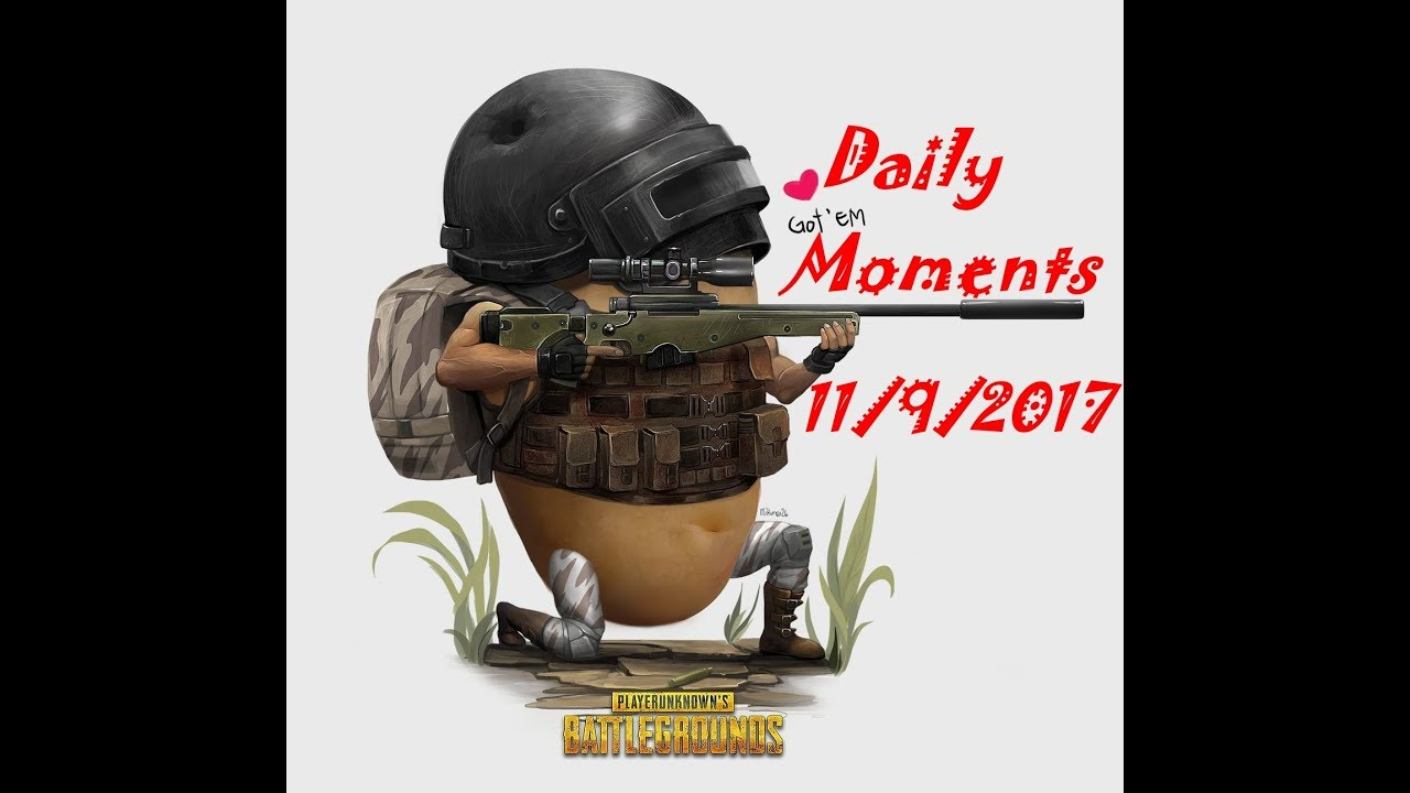 Pubg Memes: PUBG Daily Highlight Funny And WTF Moments 11/9/17