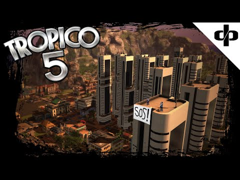 Tropico 5 - E07 - Modern Apartments with Rolling Blackouts | (Modern Era) |
