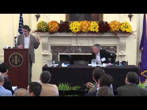 4th Annual NYU/UCLA Tax Policy Symposium: Liam Murphy