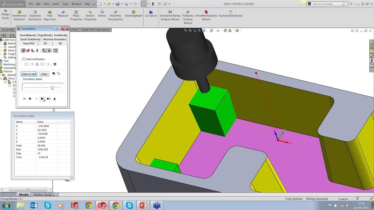 SC 2015 What's New in Sim5x Milling - Part 2