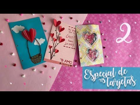 Como hacer postales de amistad