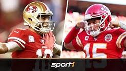 Super Bowl Preview: Das müsst ihr wissen | SPORT1