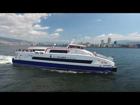 15 Carbon Catamaran Passenger Ferry