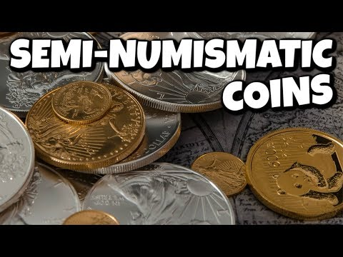 What Are Semi-Numismatic Coins?