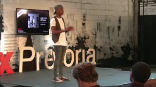 Live Unplugged and in Charge | Simphiwe Petros | TEDxPretoria