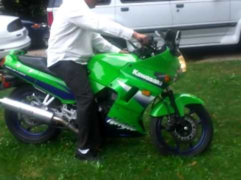 My 2000 Ninja 250 Youtube
