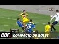 Huachipato 3 -  2 San Luis  | 8° Fecha | Torneo Clausura 2016 - 2017 | CDF