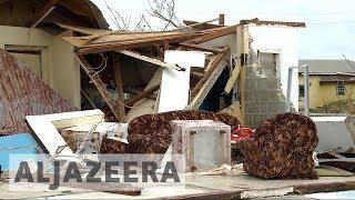 Hurricane Irma leaves trail of devastation on Barbuda island