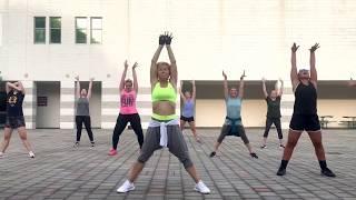 """I WILL SURVIVE"" Gloria Gaynor - Dance Fitness Workout Valeoclub"