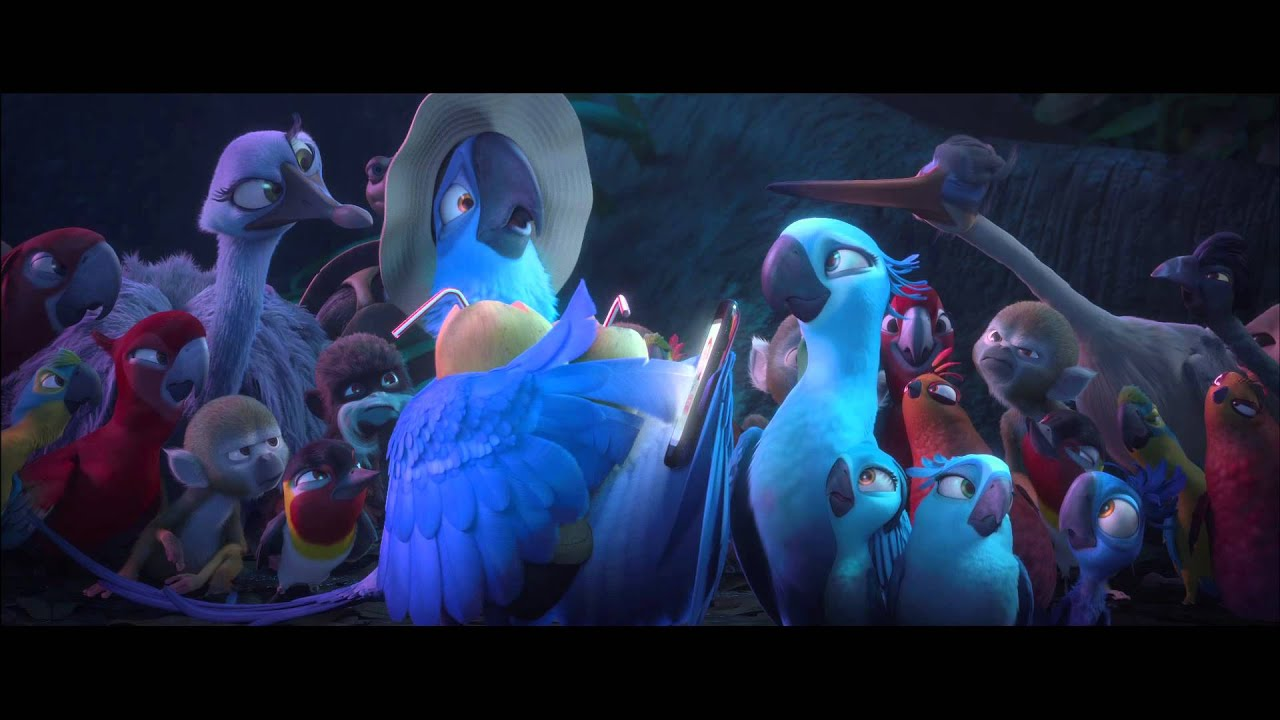rio 2 - silence your cellphones and use cinemode! - youtube