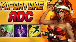 O BAIT DO F - MISS FORTUNE  ADC  GAMEPLAY - LEAGUE OF LEGENDS - PT BR