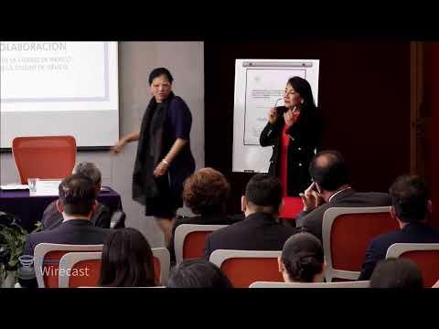 Firma de Convenio de colaboración CDHCM y el TJA CDMX