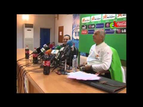 Algérie vs Burkina Faso: Conférence de presse Vahid Halilhodžić 15/11/2013
