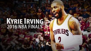 Kyrie Irving - Top 50 Plays of 2016 [NBA Finals]