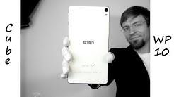 """Cube WP10 - Günstiges & Richtig schickes 7"""" Windows Phone Tablet mit netten Specs"""