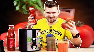 Сколько сока в килограмме помидоров / Сколько стоит томатный сок?