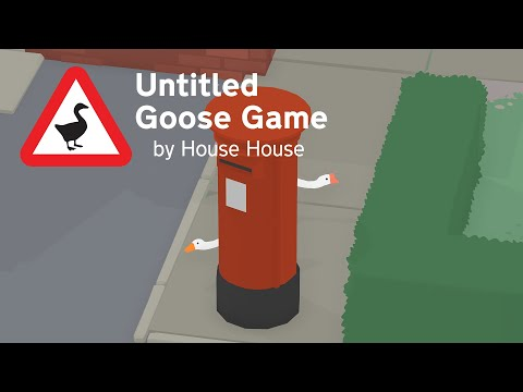 Untitled Goose Game - Two-player trailer - Out now!