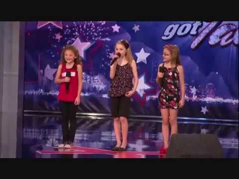 Avery and The Calico Hearts America's Got Talent Audition Season 6