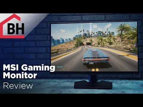 MSI Optix MAG274R2 Gaming Monitor Review