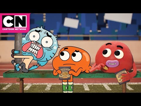 The Amazing World of Gumball | Clayton Pranks Gumball | Cartoon Network