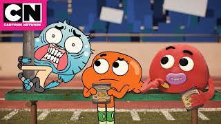 the amazing world of gumball richard s epic mayonnaise quest