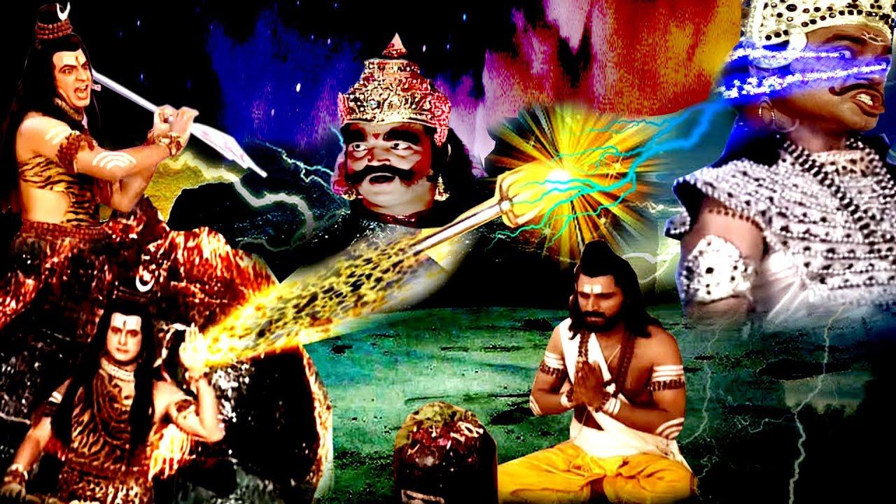 भोलेनाथ को क्यों आया शनिदेव और राहु पर इतना भयानक क्रोध | #JapTapVrat