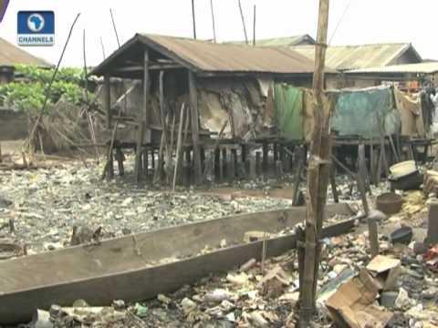Living in Makoko