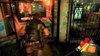 [Resident Evil 6:Chris] - Chapter 2