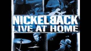 Nickelback - How You Remind Me [Acoustic/Electric] - Live At Home [CD]