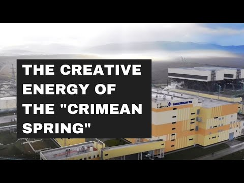 The Creative Energy Of The «Crimean Spring»
