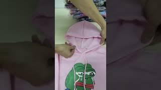 Женская толстовка с принтом sidno sad tearing frog худи графическим рисунком смешные свитшоты