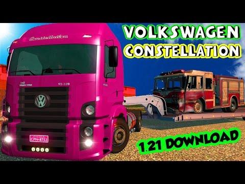 Volkswagen Constellation 2.3 Download ETS 2