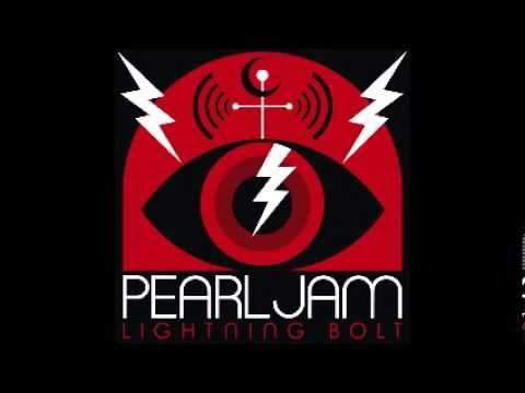 Pearl Jam Lightnin Bolt - 2013