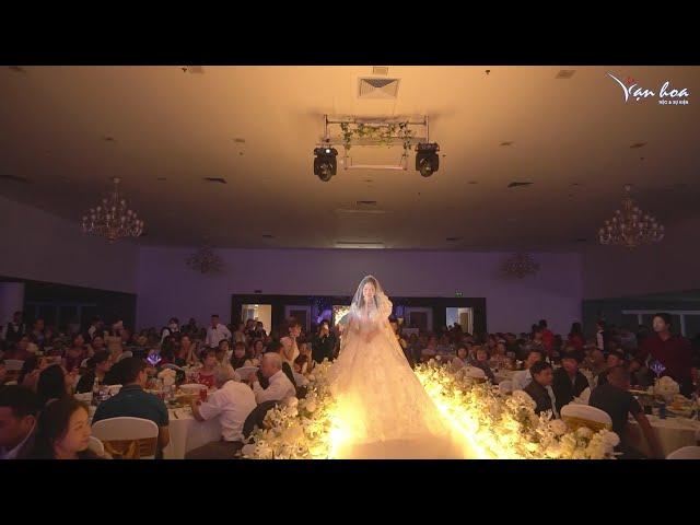[Bản tin số 45.20] - Vạn Hoa TV. Cô dâu xinh đẹp hạnh phúc rạng ngời trong ngày cưới