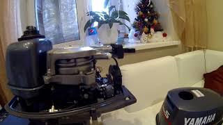 Yamaha 5 (краткий обзор после покупки б/у мотора).
